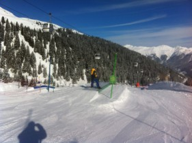 Family Park Courchevel Box