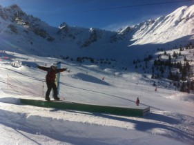 More Family Park Action Courchevel